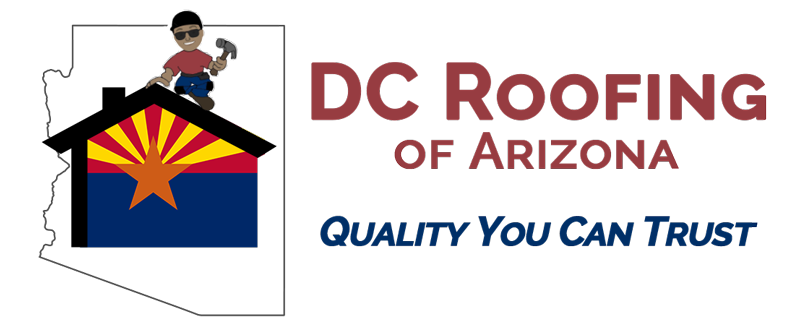 DC Roofing of Arizona logo