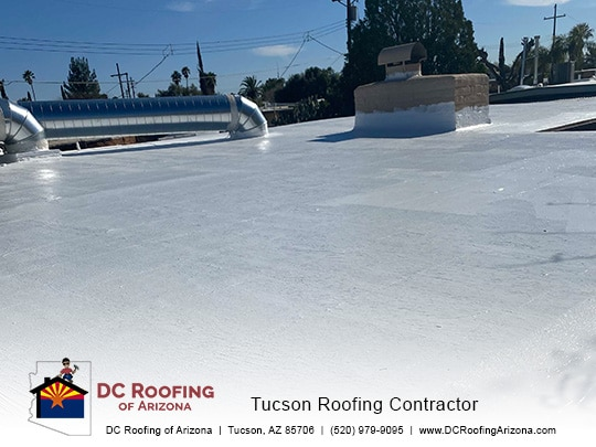low sloped roofs are ideal for rolled roofing materials